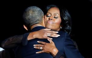 Μισέλ Ομπάμα, Μπαράκ, misel obama, barak