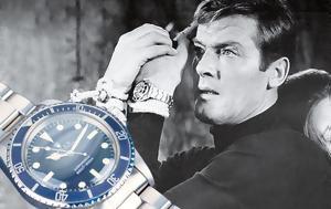 Άμυνας, 8 Rolex, Τζέιμς Μποντ, €59 741, amynas, 8 Rolex, tzeims bont, €59 741