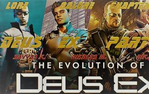 Lore Galore - Deus Ex
