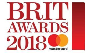 Αυτό, Brit Awards 2018, afto, Brit Awards 2018