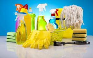 Τα οικιακά προϊόντα καθαρισμού είναι το ίδιο ρυπογόνα με τα αυτοκίνητα