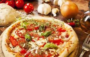 Η κορυφαία ζύµη για ιταλική πίτσα,  η σάλτσα και 2 διάσημες συνταγές