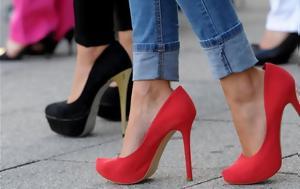 d9a06671462 Προστάτευσε τα πόδια σου όταν φοράς ψηλοτάκουνα παπούτσια! - prostatefse ta  podia sou otan foras psilotakouna papoutsia!