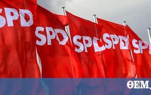 Γερμανία, 400, SPD, Μέρκελ, germania, 400, SPD, merkel