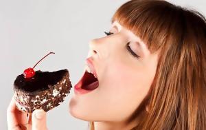 6 σημάδια πως καταναλώνετε υπερβολικά πολλά γλυκά