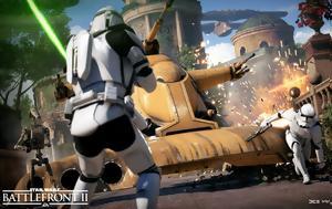 Star Wars Battlefront 2 -, 1 2