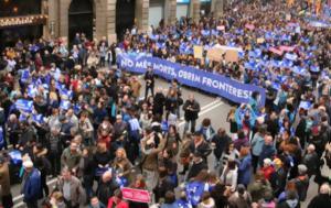 Βαρκελώνη, Χιλιάδες, varkeloni, chiliades