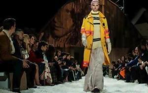 Χιονισμένη, Calvin Klein Video, chionismeni, Calvin Klein Video
