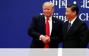 Τραμπ, Πεκίνο, trab, pekino