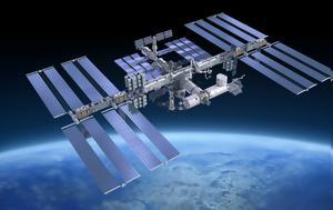 ΗΠΑ, Διεθνή Διαστημικό Σταθμό, ipa, diethni diastimiko stathmo