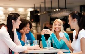 Tο «σύνδρομο της μαζορέτας»: Γιατί η γυναίκα μοιάζει πιο ελκυστική αν κυκλοφορεί με παρέα