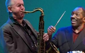 ALVIN QUEEN QUARTET FT, SCOTT HAMILTON -, Jazz, - Swingin' Giants, Half Note Jazz Club