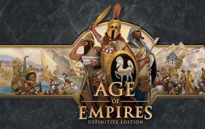 Νέο Age, Empires, Definitive Edition, Windows 10 PCs, neo Age, Empires, Definitive Edition, Windows 10 PCs