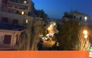 Riots, Panathinaikos, Olympiacos, Kallithea