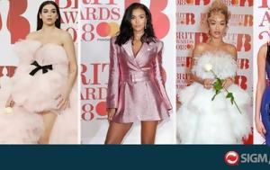 Αυτοί, Brit Awards 2018, aftoi, Brit Awards 2018