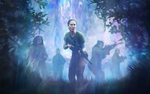 Annihilation, Alex Garland, Netflix