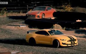 Ken Block, 570S F-Type SVR, Mustang, Top Gear