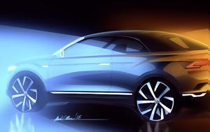 Επίσημο, 2020, VW T-Roc Cabriolet, episimo, 2020, VW T-Roc Cabriolet