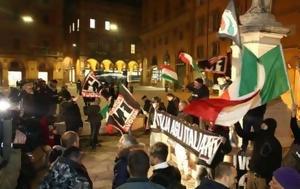 Ιταλία, Διαδηλώσεις, italia, diadiloseis