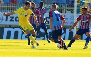 Πανιώνιος - Αστέρας Τρίπολης 0-0, panionios - asteras tripolis 0-0