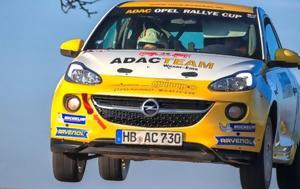 Opel, Ράλλυ, Opel, rally