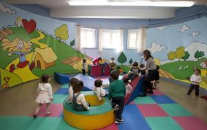 Παιδικοί Σταθμοί, Ανοιχτή, ΠΑΣΥΒΝ, paidikoi stathmoi, anoichti, pasyvn