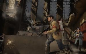 CoD WW2, Resistance, Xbox One