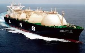 Δεύτερος, LNG, Κίνα, defteros, LNG, kina
