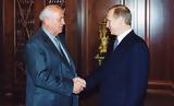 Πούτιν, Γκορμπατσόφ,poutin, gkorbatsof