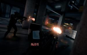 Bravo Team, PlayStation VR