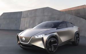Nissan, IMx Kuro Concept, Nissan Leaf