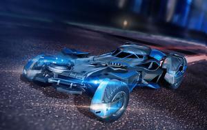 Rocket League, Batmobile