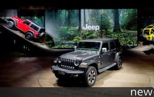 Jeep Wrangler, Ευρώπη, Jeep Wrangler, evropi