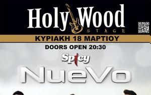 Nuevo Live, Holy Wood Stage