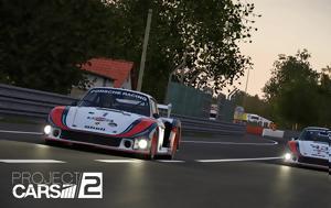 9 Porsche, Project Cars 2