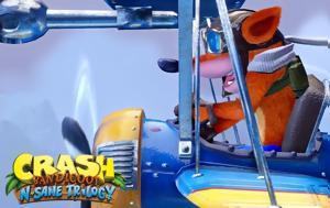 Crash Bandicoot N Sane Trilogy, Switch Xbox One
