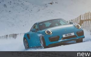 VIDEO, Porsche 911 Turbo S AWD