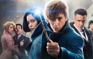 """""""Fantastic Beasts, Crimes, Grindelwald"""""""