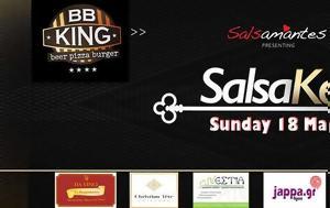SalsaKey - Zomba SulSunday, Bb King