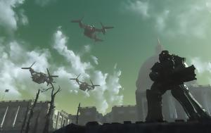 Κρίμα Ακυρώθηκε, Fallout 3 Capital Wasteland, krima akyrothike, Fallout 3 Capital Wasteland
