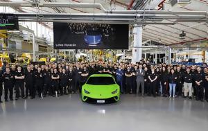 Lamborghini, 10 000 Huracan