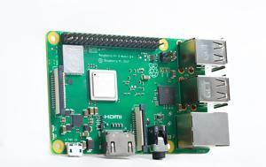 Raspberry Pi 3 Model B+, CPU, PoE