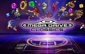 SEGA Mega Drive Classics, Golden Axe Shinobi Wonder Boy, PS4 PC, Xbox One [Video]