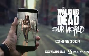 Νέο Walking Dead, neo Walking Dead