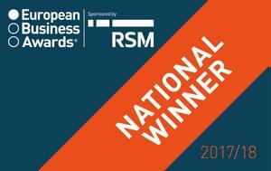 European Business Awards 201718, RSM