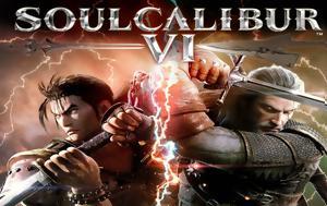 Geralt, Witcher, SoulCalibur VI