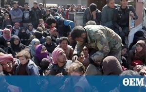 Συρία, Πάνω, 40 000, Γούτα, syria, pano, 40 000, gouta