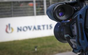 Novartis, -επαφές Φρουζή, Novartis, -epafes frouzi