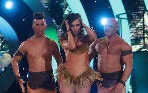 Εκτός Dancing With, Stars, Μάγκυ Χαραλαμπίδου, ektos Dancing With, Stars, magky charalabidou