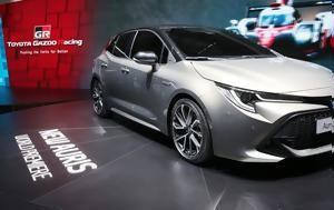 Νέο Toyota Auris Hybrid, neo Toyota Auris Hybrid